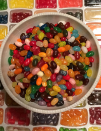 Musings – On Living, Writing, and JellyBean Moments