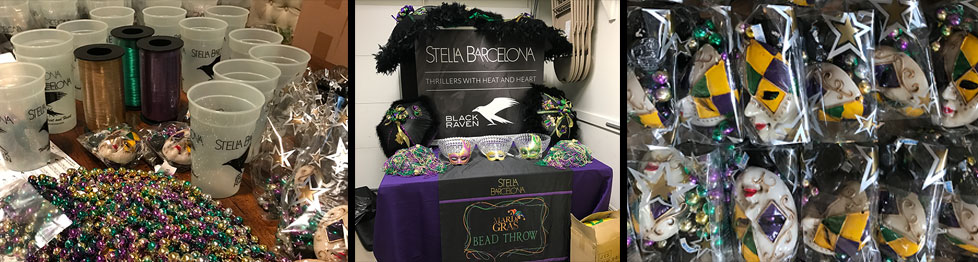 Mardi Gras Mambo at RT Booklovers Convention