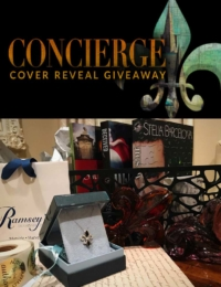 Giveaway – Celebrating the Cover Reveal of Concierge
